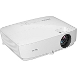 BenQ MH535FHD 1080p 3600 ANSI Lumen Full HD DLP Home Theater Projector (WHITE)