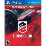 Driveclub Hits PS4