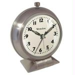 WC Classic Metal Alarm Clock