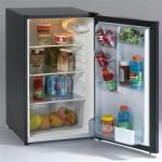 4.4cuft Counterhigh Refrig Blk