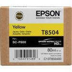P800 Ink Yellow