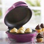 Mini Cupcake Maker Fuschia