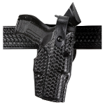Model 6360 Als/sls Mid-ride, Level Iii Retention Duty Holster