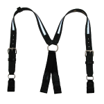 Firefighter's Suspenders, Button Attachment