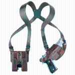 Comfort-flex Shoulder Holster