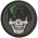 Soldier Skull Morale Patch