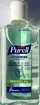 PURELL 4 OZ Hand Sanitizer Soothing Gel Kills 99.99% of Germs that cause illness. Skilcraft brand NSN 8520-01-522-3886