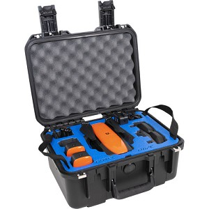 Autel Robotics EVO Quadcopter Rugged Bundle with Hard Military Case For First Responder and Government