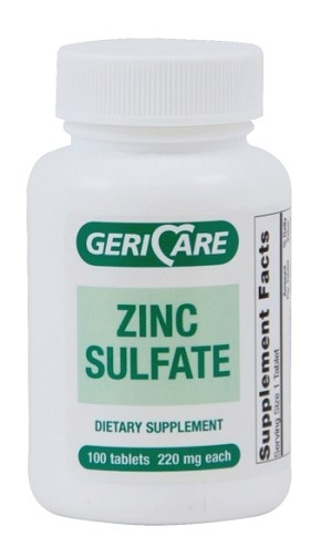 Zinc Sulfate 220mg TABLETS